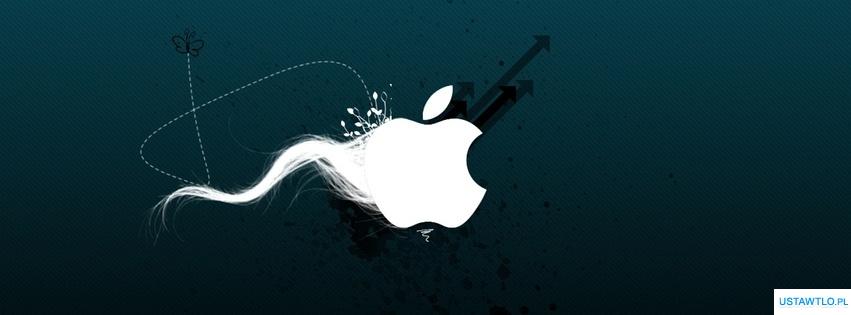 tło Tapeta Apple na facebooka oś czasu