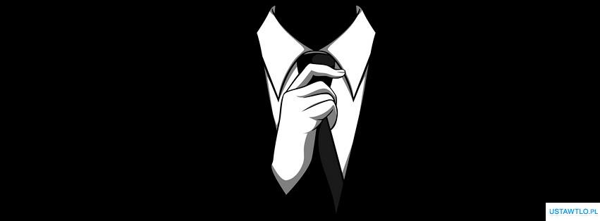 tło Krawat na facebooka oś czasu