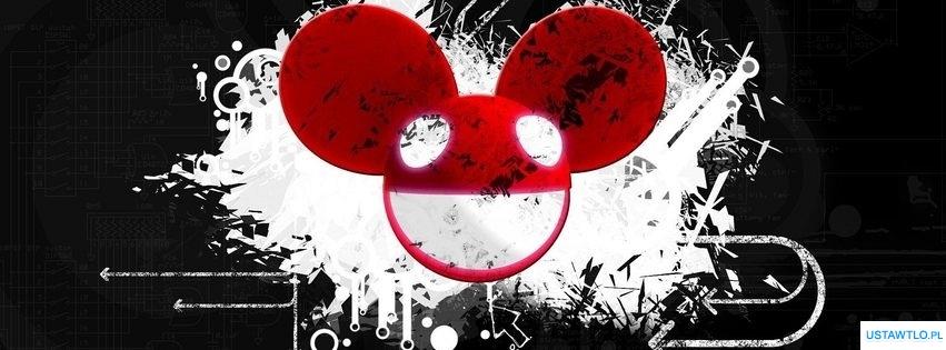 tło Myszka Miki na facebooka oś czasu