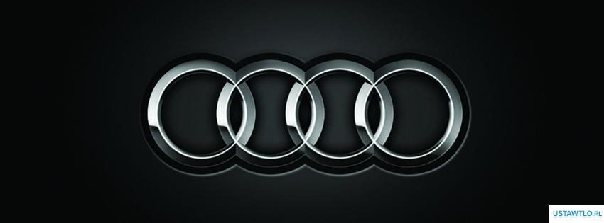 Tło Na Facebooka Znaczek Audi