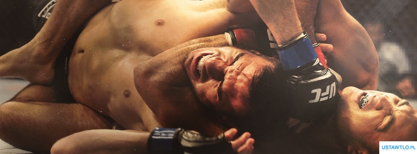 tło Sztuki walki UFC na facebooka oś czasu
