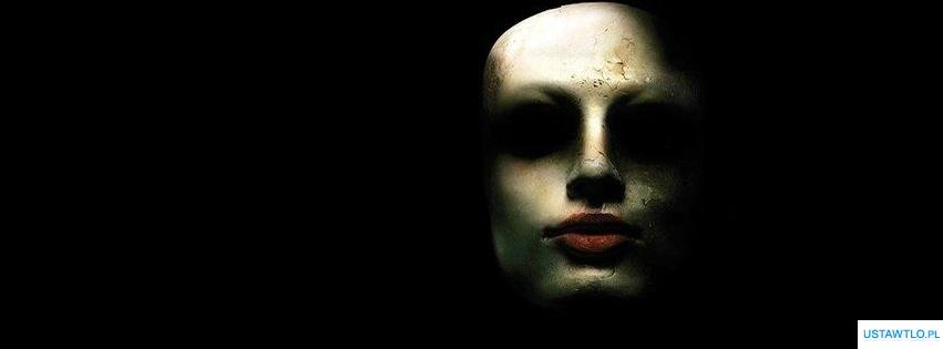tło Tapeta twarz kobiety na facebooka oś czasu